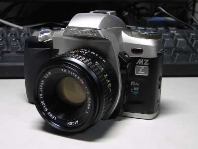 XRリケノン50mmF2 L