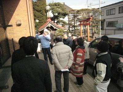 桃川蔵見学1