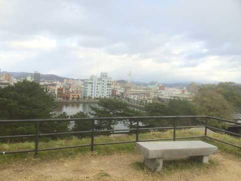 松の丸櫓台