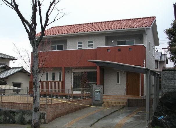 福岡・注文住宅 大野城 温かい北欧モダンの家。