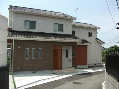 福岡・注文住宅 太宰府市 和モダン・オリジナリティ溢れる家