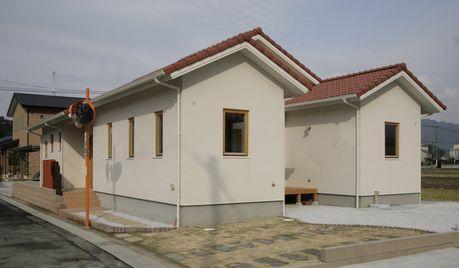 福岡・注文住宅 直方市 トリプルガラス木製サッシ採用・・・北欧の家。