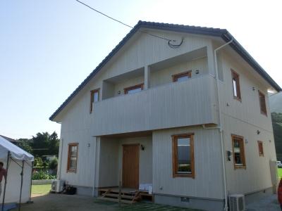 注文住宅 筑紫野市 大きな吹抜けのある家。