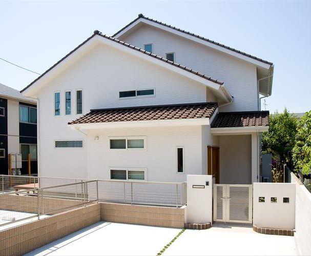 注文住宅 福岡市 シックな住まい。