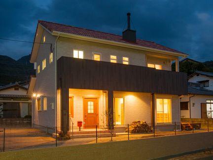 注文住宅 筑紫野市 三世代家族が主役のあったか我が家。