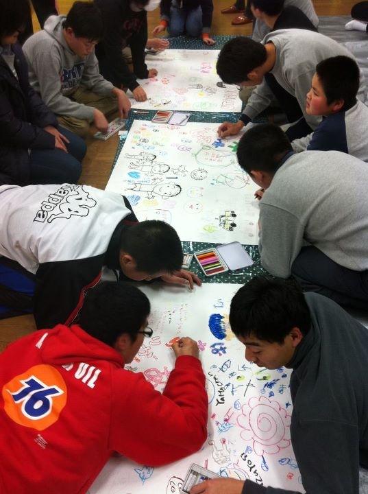 みんな上手に描けてる描けてるbyはまゆり学園