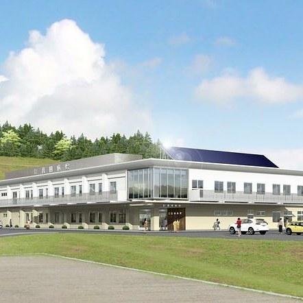 新しい高田病院