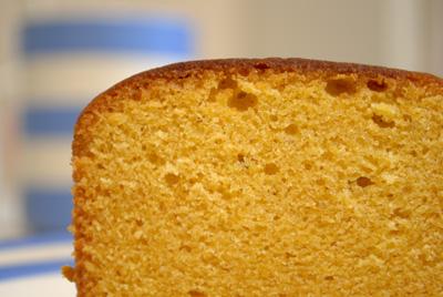 パウンドケーキ 断面