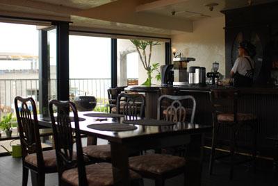 沖縄 cafe de oak ship オークシップ