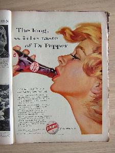 広告 ドクターペッパー