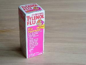 タイレノール 子供用風邪薬