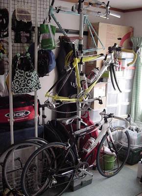 自転車部屋