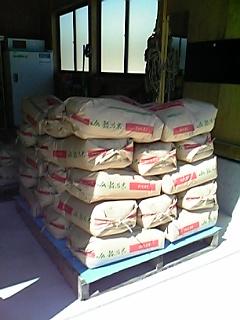 我が家の米俵