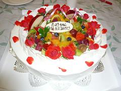 特注ケーキ