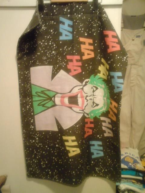 ジョーカーの枕カバー