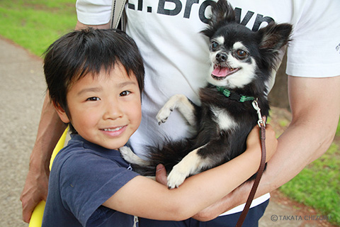 保護犬のんちゃんとの生活 愛犬と一緒の子育て保護犬のんちゃんとの生活 愛犬と一緒の子育て