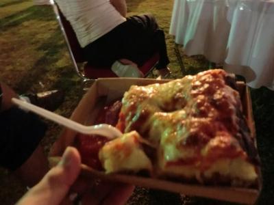 マシモのピザ