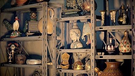 アンチャーテッド 古代神の秘宝