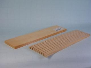 表面板力木
