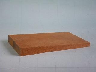レイズドフィンガーボード木片
