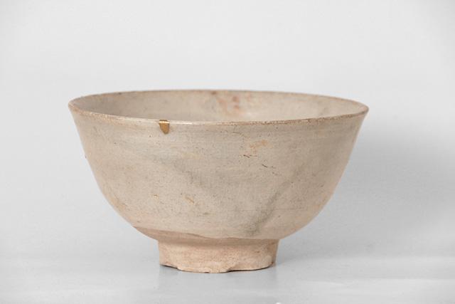 李朝初期茶碗
