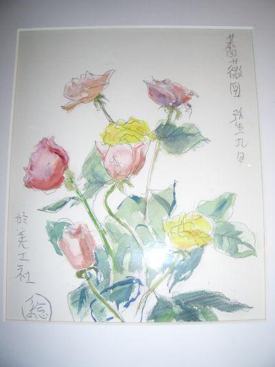 光田稔氏画