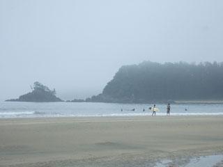 幽玄の小泉海岸