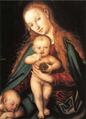 Madonna and Child  1540 Jack Kilgore