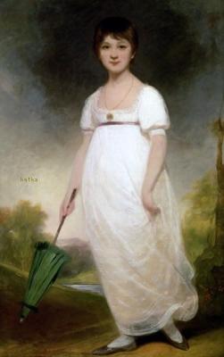 artist Ozias Humphry Catherine Morland? Jane Austen?