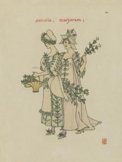Flowers from Shakespeares garden