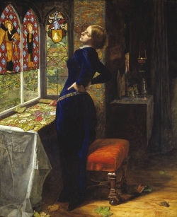Mariana 1851 Sir John Everett Millais, Bt tate.org.uk