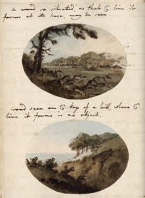 William Gilpin: Picturesque Tours,Gilpin, Observations on the River Wye, 1770,Gilpin on the Wye, Forest Scenery