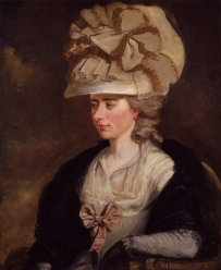 Frances dArblay (Fanny Burney)by Edward Francisco Burney National Portrait Gallery, London