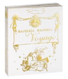 MAJOLICA MAJORCA Voyage(マジョリカマジョルカ ボヤージュ) オリジナルミラー&オリジナルキラキラ輝くジェル付きムック