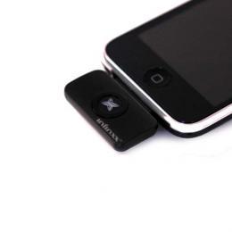 iPhone 3Gで使える A2DP対応 infinxx AP23 小型Bluetoothアダプタ