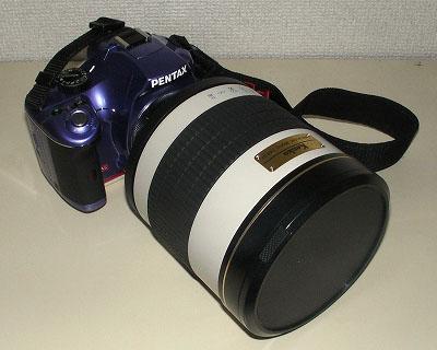 ペンタ+800mm