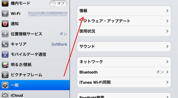iPad 電話番号