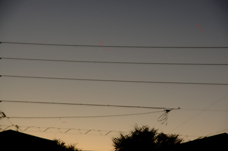 アイソン彗星 水星