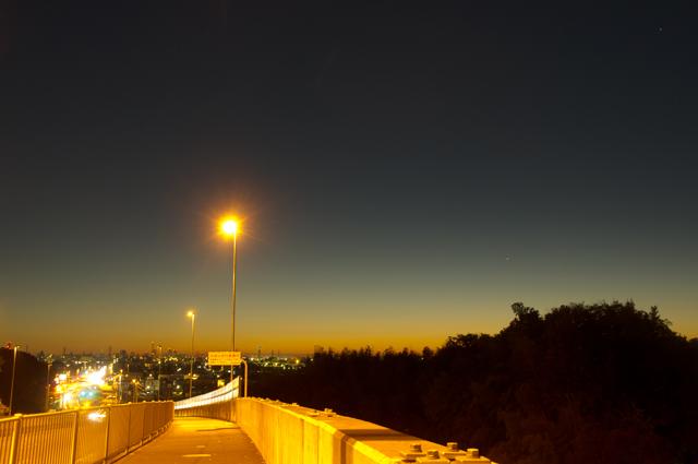 アイソン彗星 惑星&東京