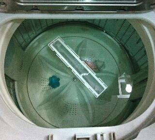 メーカーの洗濯槽クリーナー