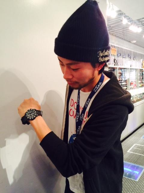 時計倉庫TOKIA 心斎橋筋店 店長ブログ