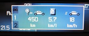 Peugeot 407,MFD