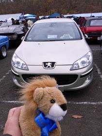 Peugeot,407,プジョー,フレンチ・ブルー・ミーティング