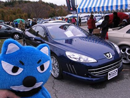 Peugeot,407,プジョー,フレンチ・ブルー・ミーティング,クーペ407