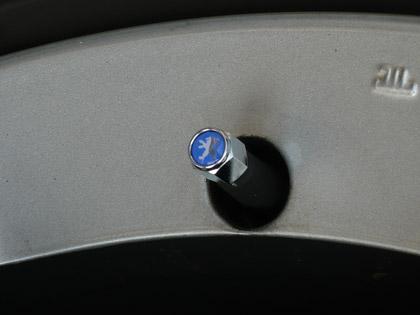 Peugeot, プジョー,407,エアバルブキャップ
