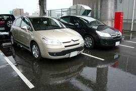 Peugeot,プジョー,407,フレフレ幕張