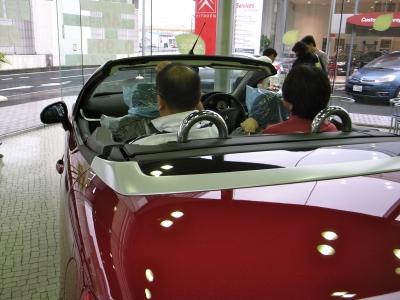 Peugeot,プジョー,407,207CC