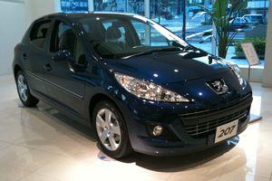 Peugeot,プジョー,407,207