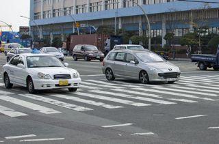 Peugeot,プジョー,407,釜山