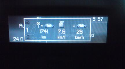 Peugeot 407,燃費,プジョー